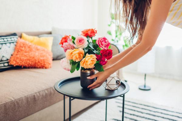 Populārāko griezto ziedu šķirņu glabāšanas ceļvedis