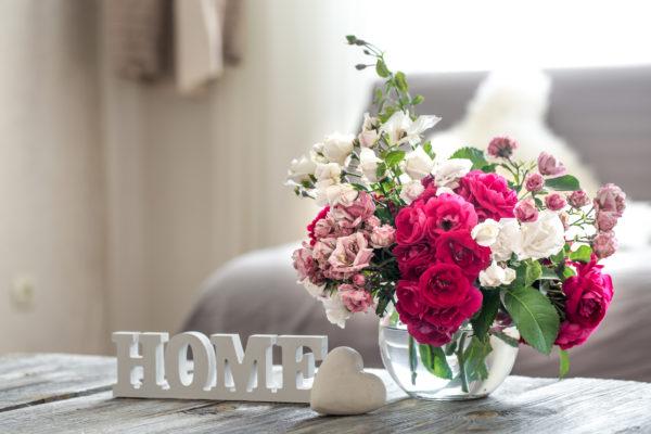 Ziedu pozitīvā ietekme
